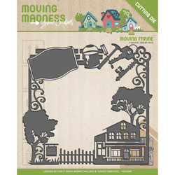 Yvonne Creations Moving Madness stanssi Moving Frame
