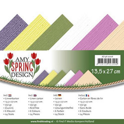 Amy Design kartonkipakkaus Spring