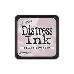 Tim Holtz Distress Mini Ink -leimasintyyny, sävy Milled Lavender