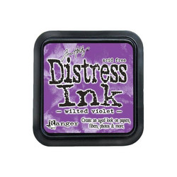 Tim Holtz Distress Mini Ink -leimasintyyny, sävy Wilted Violet