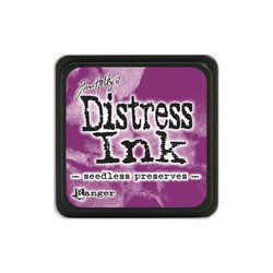 Tim Holtz Distress Mini Ink -leimasintyyny, sävy Seedless Preserves