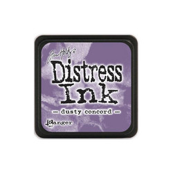 Tim Holtz Distress Mini Ink -leimasintyyny, sävy Dusty Concord