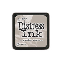 Tim Holtz Distress Mini Ink -leimasintyyny, sävy Pumice Stone