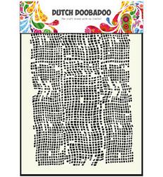 Dutch Doobadoo Burlap -maski
