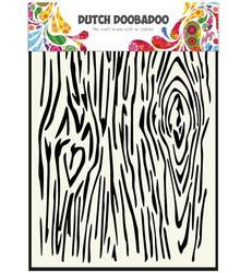 Dutch Doobadoo Woodgrain -maski