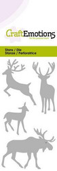 CraftEmotions stanssi Moose - Deer