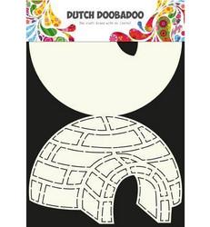 Dutch Doobadoo Iglu -sapluuna