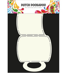 Dutch Doobadoo Mug -sapluuna, muki