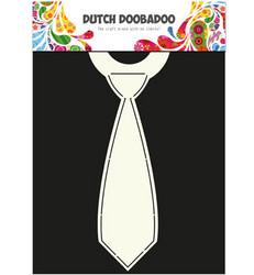 Dutch Doobadoo Tie -sapluuna, kravatti