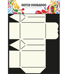 Dutch Doobadoo Box Art Treat Little Gift Bag -sapluuna