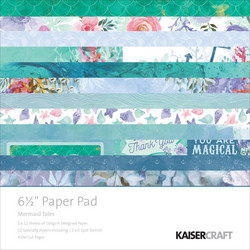 Kaisercraft paperikko Mermaid Tales
