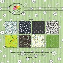 Dixi Craft Sports Background -paperipakkaus