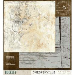Blue Fern Studios Chesterville skräppipaperi Buckley