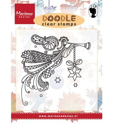 Marianne Design leimasin Doodle Angel