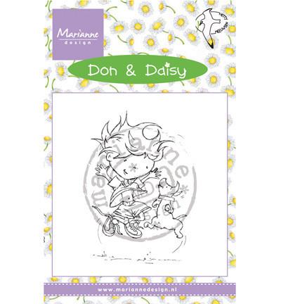 Marianne Designin Don & Daisy leimasin Freeze Frame