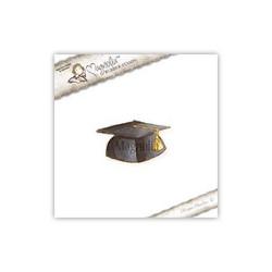 Magnolia Graduation Cap -leimasin