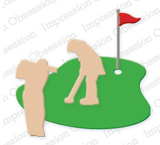 Impression Obsession stanssisetti Golf