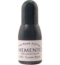 Memento täyttöpullo, sävy Tuxedo Black