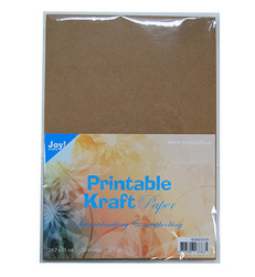 Joy! crafts Kraft-paperi, 25 kpl