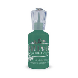 Nuvo Crystal Drops, sävy Woodland Green