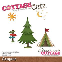 CottageCutz stanssisetti Campsite