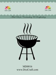 Dixi Craft Grill -stanssi