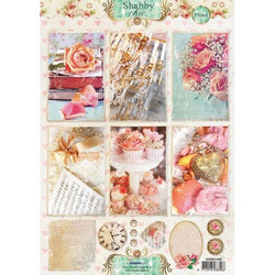 Studio Light Shabby Chic -korttikuvat