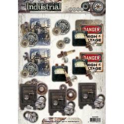 Studio Light Industrial 3d-kuvat