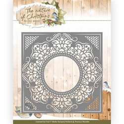 Precious Marieke The Nature of Christmas stanssi Christmas Frame