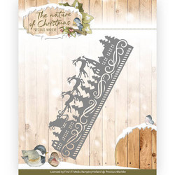Precious Marieke The Nature of Christmas stanssi Christmas Border