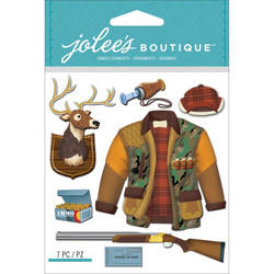 Jolee's Boutique Hunting -3D-tarrat