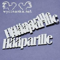 Chipboard tekstileike, Hääparille, 3kpl