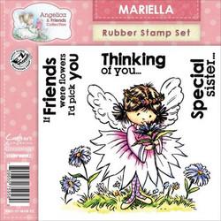 Angelica and Friends kumileimasin Mariella