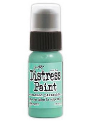 Distress Paint, sävy Cracked Pistachio