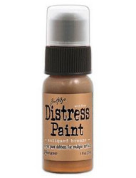 Distress Paint, sävy Antiqued Bronze