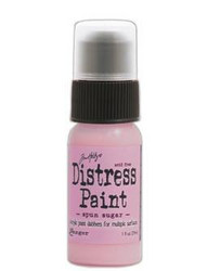 Distress Paint, sävy Spun Sugar