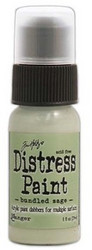 Distress Paint, sävy Bundled Sage