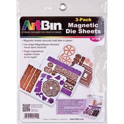 Artbin magneettilevyt salkkuun