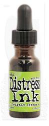 Distress täyttöpullo, sävy Twisted Citron