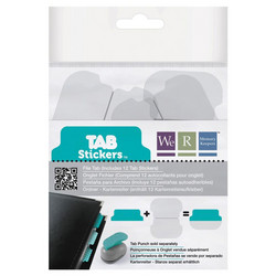 We R Memory Keepers Tabs -tarrat File, 2