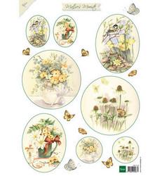 Marianne Designin kukka-aiheiset korttikuvat