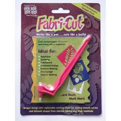 Fabri-cut veitsi kankaalle
