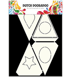 Dutch Doobadoo Card Art Shapes -sapluuna