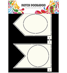 Dutch Doobadoo Banner Flags -sapluuna