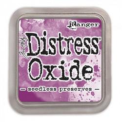 Distress Oxide -mustetyyny, sävy seedless preserves