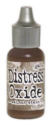 Distress Oxide täyttöpullo, sävy walnut stain