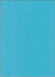 Helmiäiskartonki, sävy sky blue (taivaansininen), 10 kpl