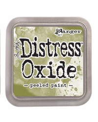 Distress Oxide -mustetyyny, sävy peeled paint