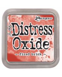 Distress Oxide -mustetyyny, sävy fired brick