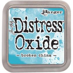 Distress Oxide -mustetyyny, sävy broken china